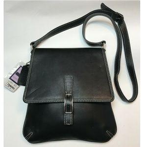 NWT Vtg Tocca Leather Purse Crossbody Handbag